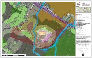 Williston Vermont Survey Map