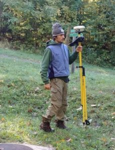 Vermont Surveyor with Tripod