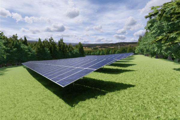 Bennington Solar Day 1