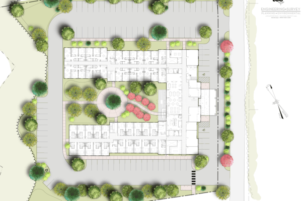 Lakemont Plan View Concept